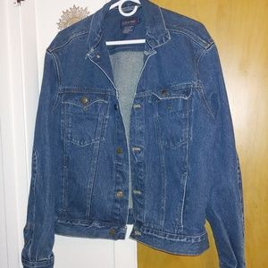 Men's Large Jean Jacket